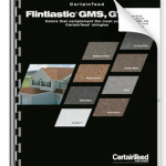 Flinttastic Flat residential roofing material