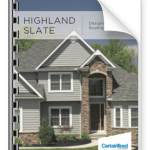 Highland Slate roofing