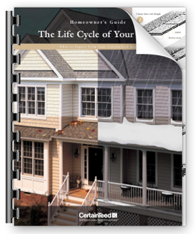 Life cycle of your roof